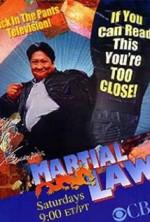 Martial Law Sezon 1 (1998) afişi