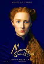 İskoçya Kraliçesi Mary (2018) afişi