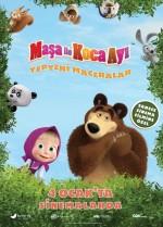 Maşa ile Koca Ayı: Yepyeni Maceralar (2019) afişi