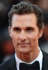 Matthew McConaughey profil resmi