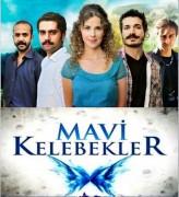 Mavi Kelebekler (2011) afişi