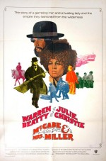 McCabe & Mrs. Miller (1971) afişi