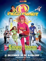 Mega Mindy en de Snoepbaron (2011) afişi