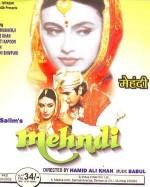 Mehndi (1998) afişi