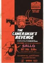 Mest kinematograficheskogo operatora (1912) afişi