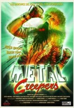 Metal Creepers (2011) afişi