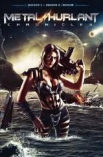 Metal Hurlant Chronicles Sezon 2 (2014) afişi
