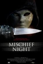Mischief Night (2014) afişi