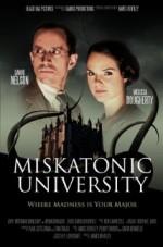 Miskatonic University (2013) afişi