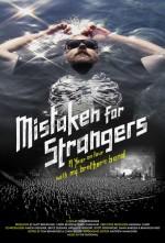 Mistaken For Strangers (2013) afişi