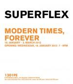 Modern Times Forever (2011) afişi