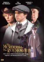 Morg Sokağı Cinayetleri (1986) afişi
