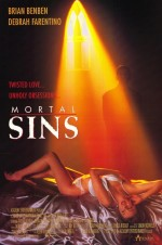 Mortal Sins (1989) afişi