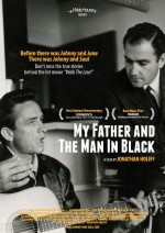 My Father and the Man in Black (2012) afişi