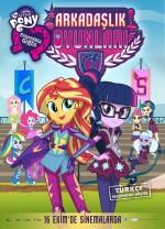 My Little Pony: Arkadaşlık Oyunları (2015) afişi