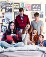 My Mad Fat Diary Sezon 2 (2014) afişi