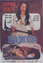 Namus (1972) afişi