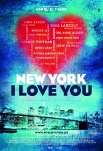 New York, I Love You (2008) afişi