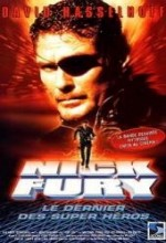 Nick Fury: Agent Of Shield (1998) afişi