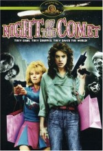 Night Of The Comet (1984) afişi