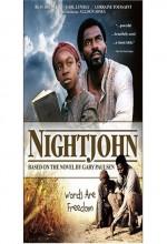 Nightjohn (1996) afişi