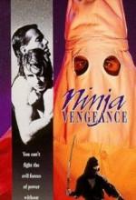 Ninja Vengeance (1988) afişi