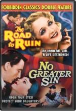 No Greater Sin (1941) afişi