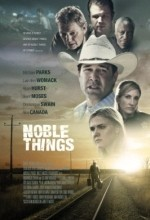 Noble Things (2008) afişi