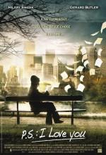 Not: Seni Seviyorum (2007) afişi