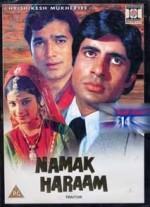 Namak Haraam (1973) afişi