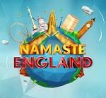 Namaste England (2017) afişi