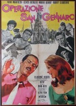 Napoli Macerası (1966) afişi
