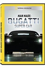 National Geographic: Mega Fabrikalar Bugatti Veyron (2010) afişi