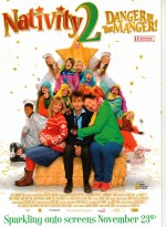 Nativity 2: Danger in the Manger (2012) afişi