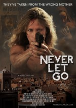 Never Let Go (2015) afişi