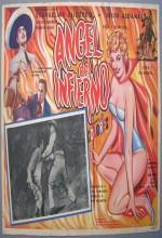 Ángel Del Infierno (1959) afişi
