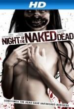 Night of the Naked Dead (2012) afişi