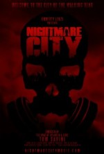 Nightmare City (2016) afişi
