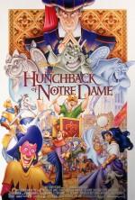 Notre Dame'ın Kamburu (1996) afişi