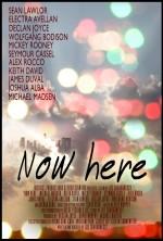 Now Here (2010) afişi