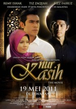 Nur Kasih: The Movie (2011) afişi