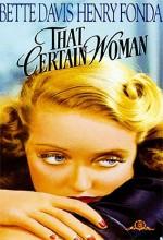 O Kesin Kadın (1937) afişi