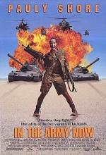 O Şimdi Asker (1994) afişi