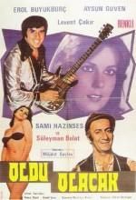 Oldu Olacak (1976) afişi