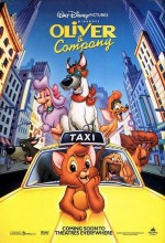 Oliver & Company (1988) afişi