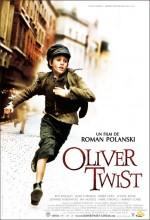 Oliver Twist (2005) afişi