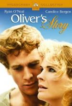 Oliver's Story (1978) afişi