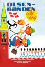 Olsen-banden Går Amok (1973) afişi