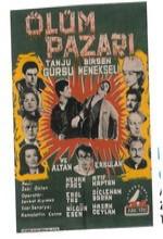 Ölüm Pazarı (1963) afişi