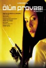 Ölüm Provası (1999) afişi